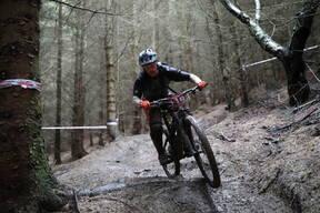 Photo of Michael RAMSEY at Innerleithen