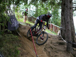 Photo of Luca SHAW at Leogang