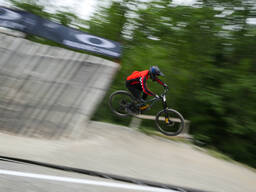 Photo of Dylan LEVESQUE at Leogang