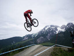 Photo of Charlie HATTON at Leogang