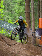 Photo of Dean LUCAS at Leogang