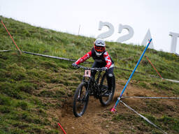 Photo of Carina CAPPELLARI at Leogang