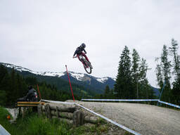 Photo of Jérôme CAROLI at Leogang