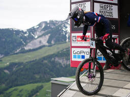 Photo of Lauryne CHAPPAZ at Leogang