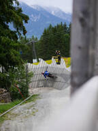 Photo of George GANNICOTT at Leogang