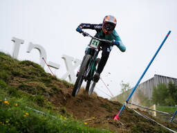 Photo of Luke WILLIAMSON at Leogang
