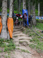 Photo of David TRUMMER at Leogang