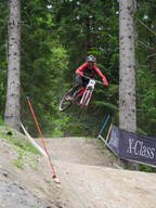 Photo of Charly DI PASQUALE at Leogang