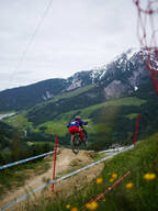 Photo of Jake EBDON at Leogang