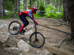 Photo of Harry MOLLOY at Leogang