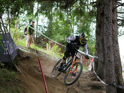Photo of Bernard KERR at Leogang