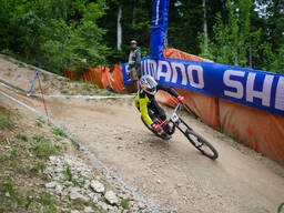 Photo of Luka BERGINC at Leogang