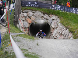 Photo of Brook MACDONALD at Leogang