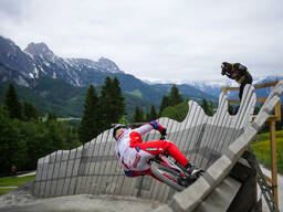 Photo of Aaron GWIN at Leogang