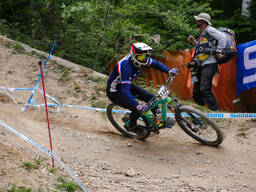 Photo of Pierre LUNEL at Leogang