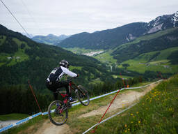 Photo of Jayd ADLAM-KENNEDY at Leogang