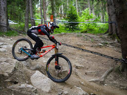 Photo of Alex MARIN TRILLO at Leogang