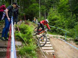 Photo of Kevin MARRY at Leogang