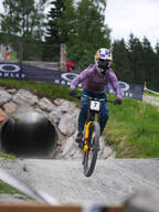 Photo of Finn ILES at Leogang