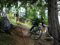 Photo of Eddie MASTERS at Leogang