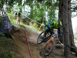 Photo of Matt WALKER at Leogang