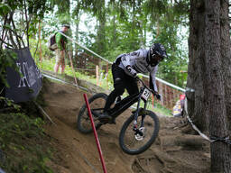 Photo of Greg WILLIAMSON at Leogang