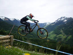 Photo of Louis GAILLET at Leogang