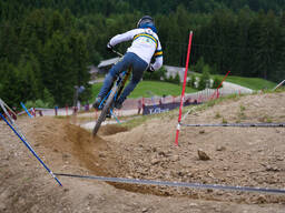 Photo of Luke MEIER-SMITH at Leogang