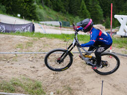 Photo of Tea JENSEN at Leogang
