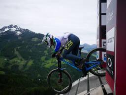 Photo of Beani THIES at Leogang