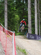 Photo of Benjamin ZWAR KVIST at Leogang
