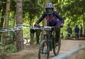 Photo of Emma PURSALL at Tidworth