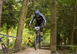 Photo of Adam THOMAS (mas2) at Tidworth