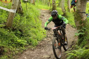 Photo of Hamish MARTINEAU at Innerleithen