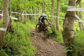 Photo of Scott FRASER (vet) at Innerleithen
