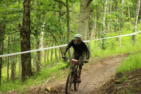 Photo of Cameron MACKAY (end) at Innerleithen