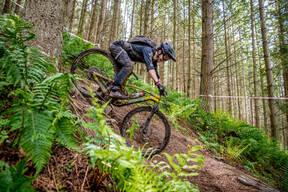 Photo of Sam MEEGAN at Innerleithen