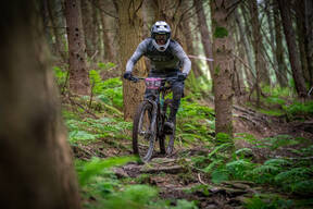 Photo of Tom WHANT at Innerleithen