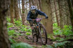 Photo of Gavin OWEN at Innerleithen