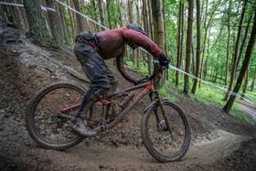 Photo of Matthew WEBB (mas) at Innerleithen