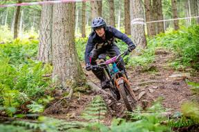 Photo of Andrew HEATON at Innerleithen