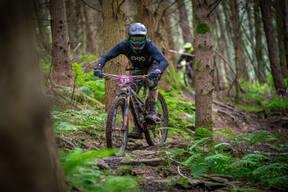 Photo of Matt COLE (vet) at Innerleithen