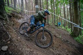 Photo of Marcin BIEDA at Innerleithen