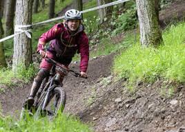 Photo of Ben HOLLOWAY at Innerleithen