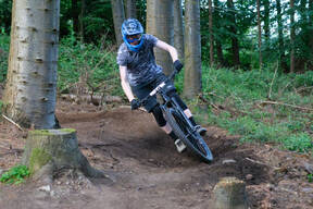 Photo of Cian MCNALLY at Barnaslingan Forest