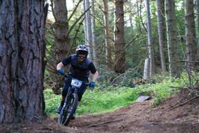 Photo of Gavin FEENEY at Barnaslingan Forest