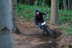 Photo of Gareth O CALLAGHAN at Barnaslingan Forest
