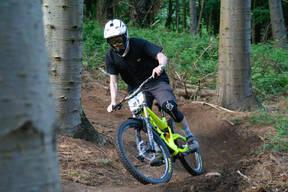 Photo of Daniel PRIESTLEY at Barnaslingan Forest