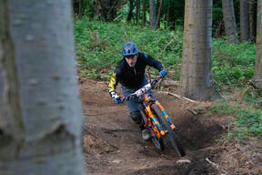 Photo of Barry TRAVERS at Barnaslingan Forest