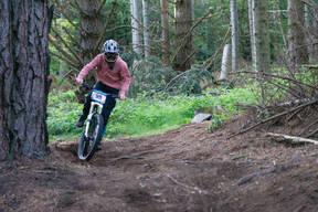 Photo of Evan MORAN at Barnaslingan Forest